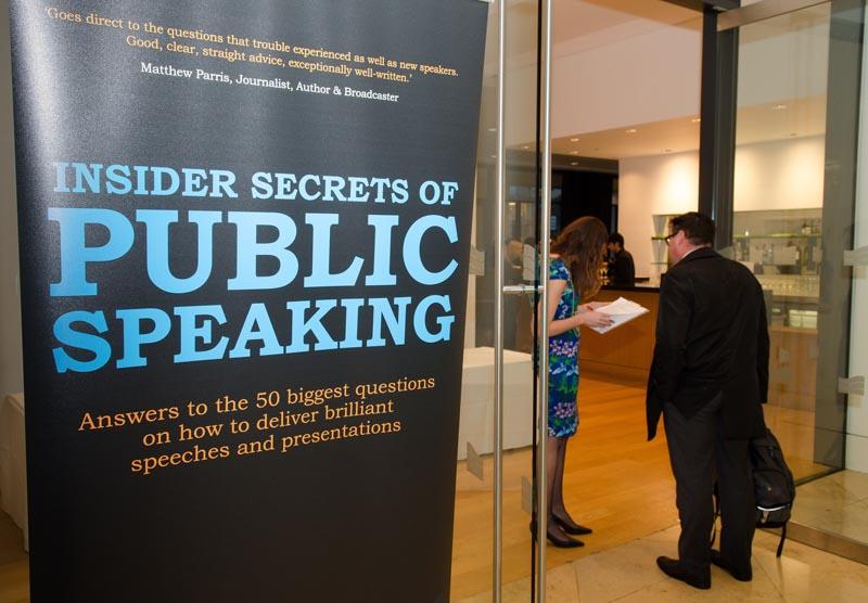 Insider Secrets of Public Speaking - Presentation skills training