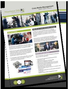 Download Presentation Skills Brochure
