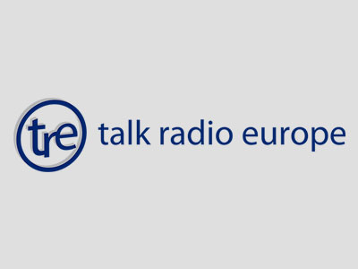 January 2015: Ian Hawkins interviewed on public speaking, Talk Radio Europe
