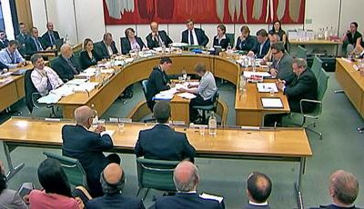 How to…Speak to a parliamentary select committee